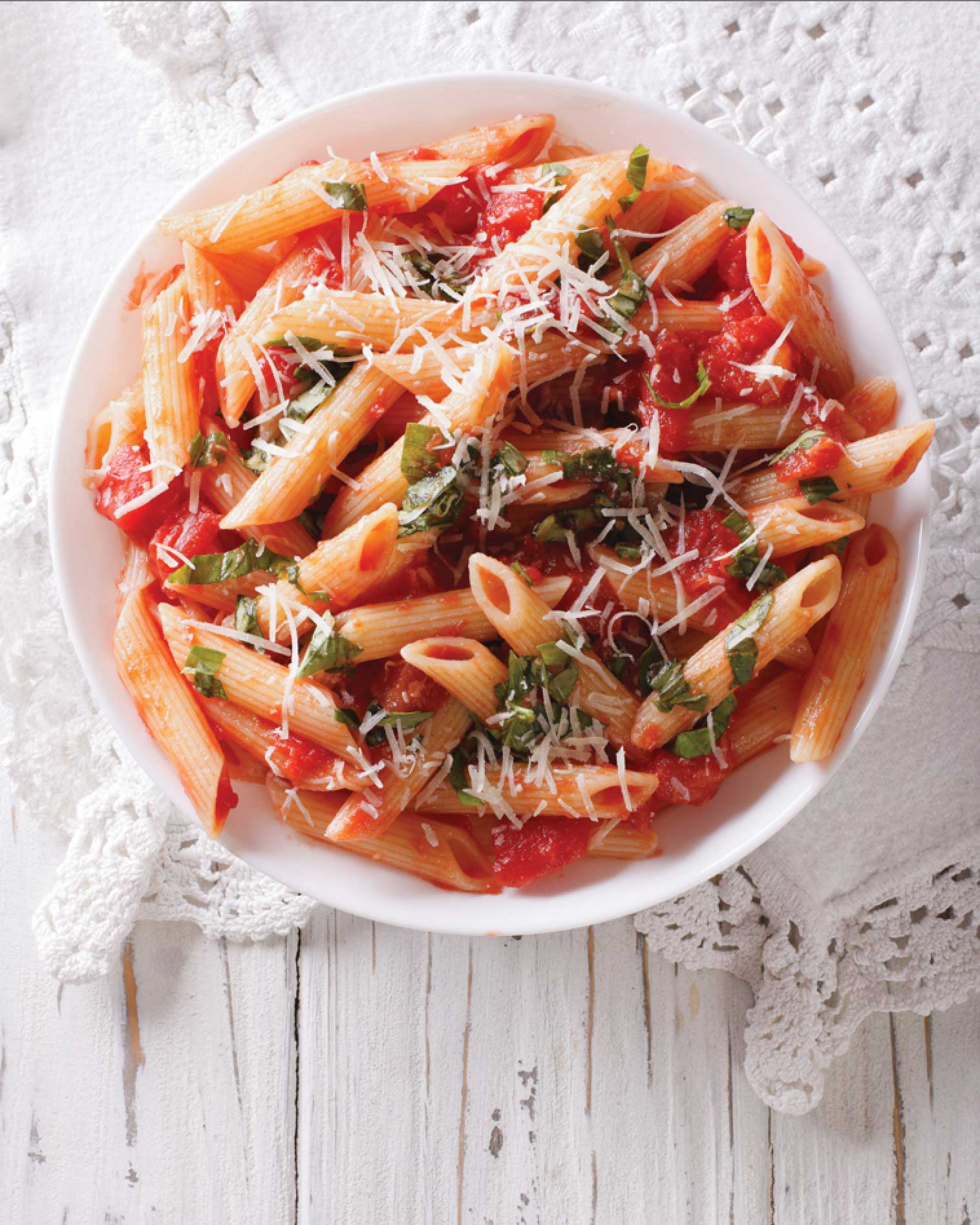 Saucy Penne Rigate